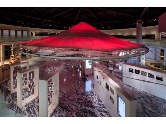 富士山世界遺産センターの南館
