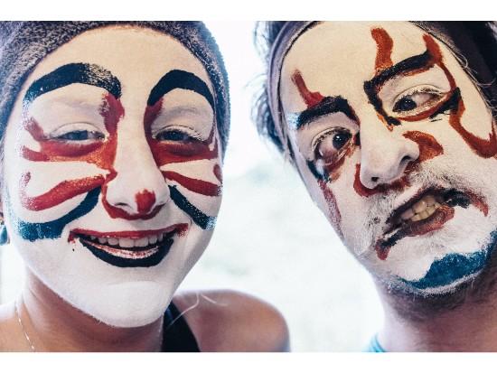 文化歌舞伎体験