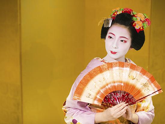 舞妓の京舞