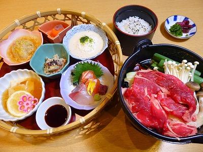 岡崎茶寮「京料理」