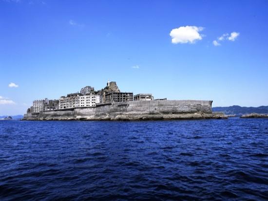 日本を支えた産業遺産 軍艦島上陸クルーズ