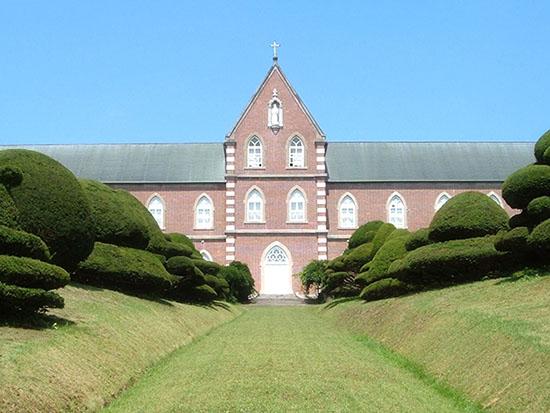 トラピスト修道院(イメージ)