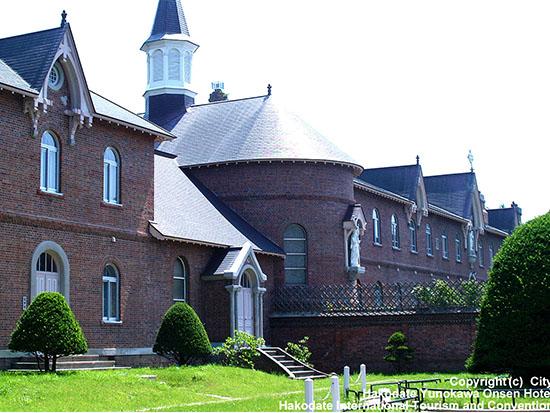 トラピスチヌ修道院(イメージ)