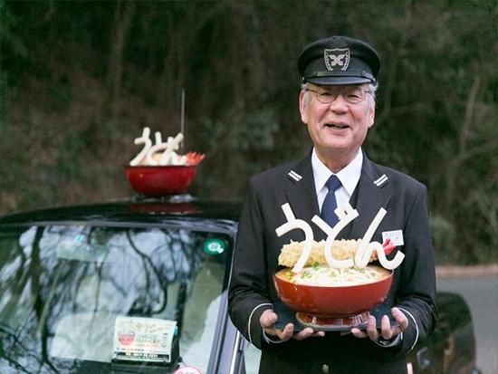 香川のうどんを知り尽くした「うどん専任乗務員」がご案内!