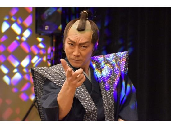 体験型時代劇『侍かふぇ』観劇