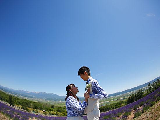 北海道・ウェディング・道内での旅先プロポーズを応援します!