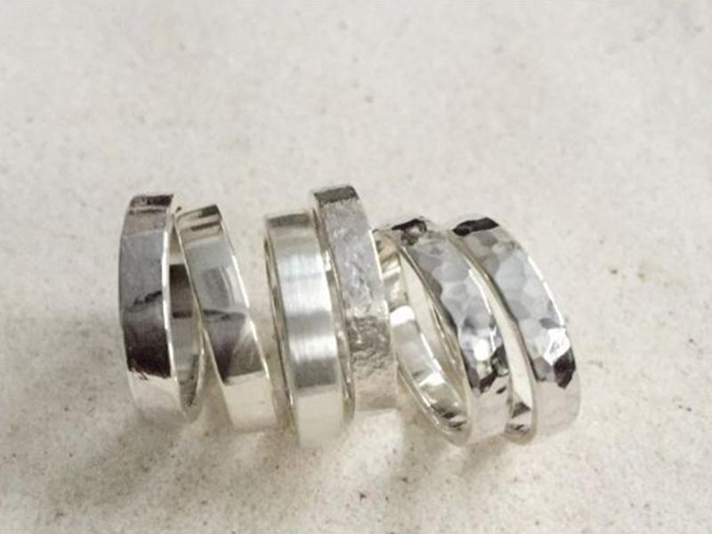 世界にたった一つしかないリングを、作ってみませんか?