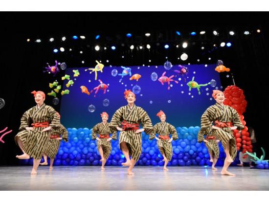 ルン♪ルン♪バルーン♪琉球舞踊
