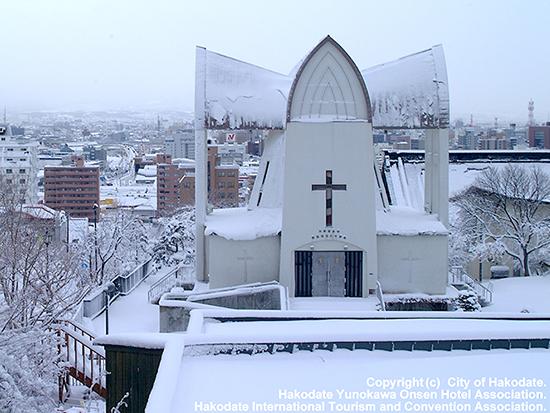 元町教会群(イメージ)