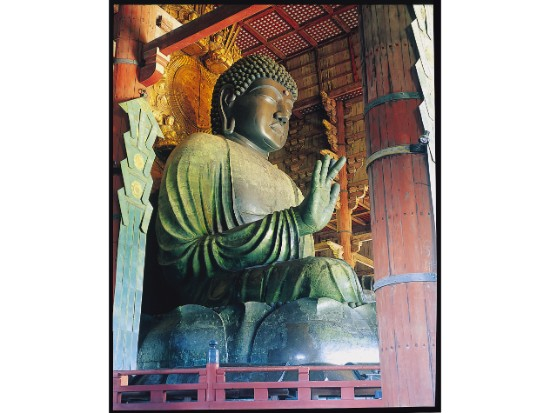 大仏様(奈良市観光協会)