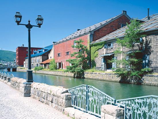 小樽運河 ※イメージ