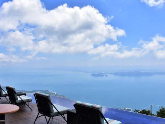 日本一の絶景をひとりじめ!びわ湖を上(びわ湖テラス)と下(ミシガンショートクルーズ)から楽しもう&びわ湖大津プリンスホテル 37階絶景ランチバイキング!