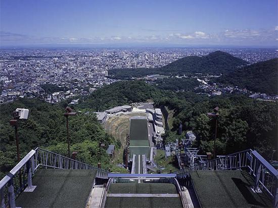 大倉山&札幌オリンピックミュージアム