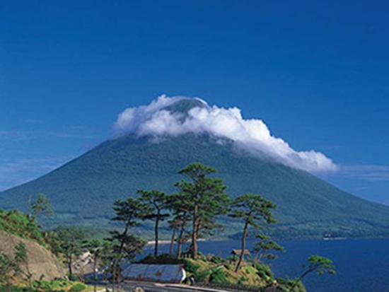 開聞岳のイメージ