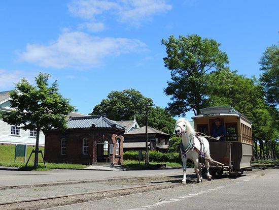 開拓の村(イメージ)写真提供:一般社団法人 北海道歴史文化財団