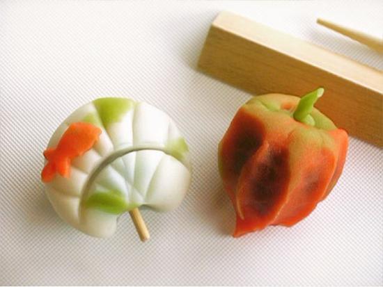 【湯河原】和菓子処 味楽庵 和菓子作り体験
