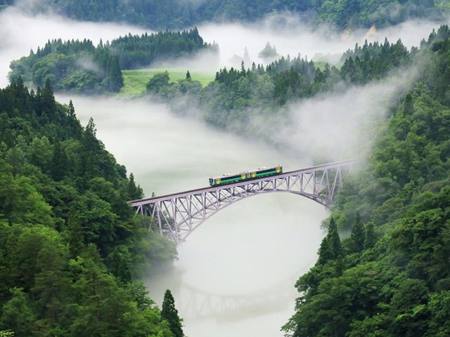 第一只見川橋梁イメージ