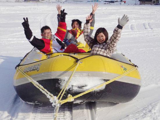 【冬季】富良野 選べるスノーライド4種セット