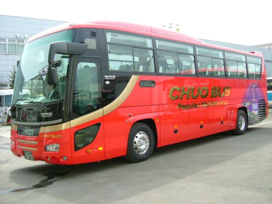 多言語案内システム搭載バス