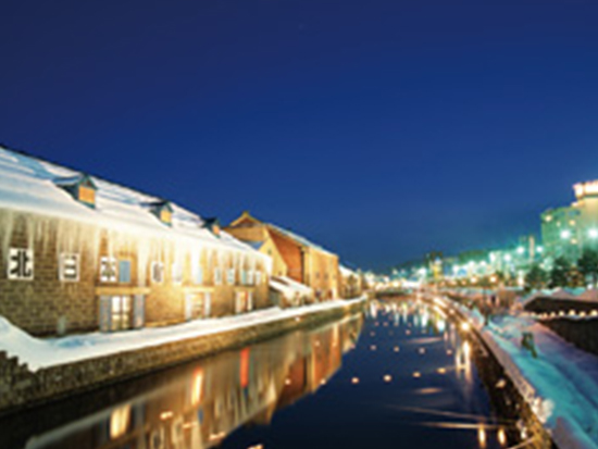 小樽運河 ※イメージ画像