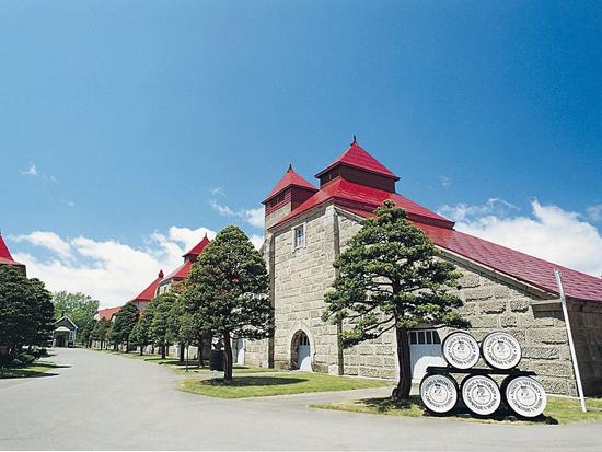 余市 「ニッカウイスキー北海道工場」