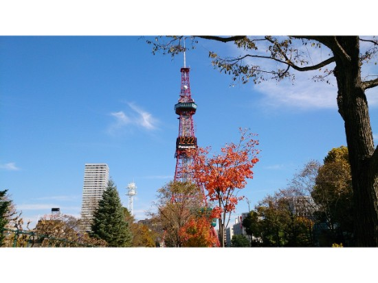 札幌テレビ塔