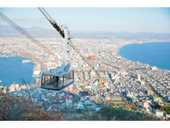 函館山ロープウェー(一例)