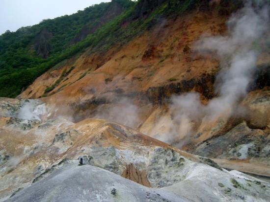 地獄谷(一例)