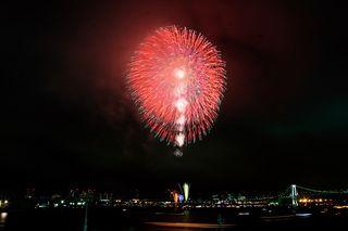 【7月20日(土)開催】東京の夏を告げる花火大会、約12,000発の花火を観覧!
