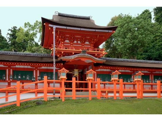 春日大社(写真提供:奈良市観光協会)